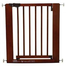 Dreambaby Barcelona Wooden Safety Gate - (73.5-81cm)