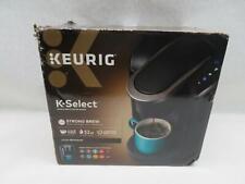 Keurig K-Select Single Serve Coffee Maker - Matte Black