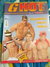 """""""G magazine"""" gay brazilians special edition hot 1, 2 , 5, 12, 13, 14 or summer"""