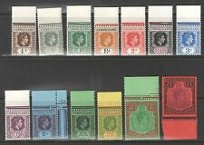 Leeward Islands Sc 103-115 Margin Copies XF OG UMM MNH  GEMS
