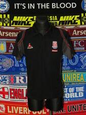 5/5 Stoke City adults M polo football shirt jersey trikot soccer
