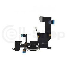 Cable Flex Jack Audio / Microfono / Conector Dock para iPhone 5 Negro