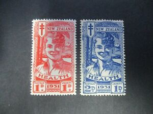 New Zealand Stamps: Varieties Mint   - Free POST  (e88)