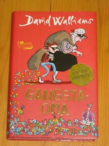 Gangsta-Oma von David Walliams (2016, Gebundene Ausgabe)