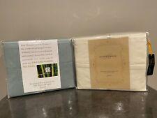 New Lot Of 2 Queen Sheet Sets - Highgate Manor - Concierge Collection