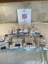 Huge Lot Precut Quilt Block Kit Magic Maze 14 kits 9.5 inch 168 total blocks
