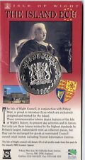 More details for queen victoria / osborne house - isle of wight, 3 ecu coin unused in card - 1996