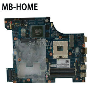 PIWG2 QIWG5_G6_G9 LA-7981P For Lenovo G580 P580 motherboard HM76 GT610M Free CPU