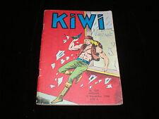 Kiwi 139 Editions Lug novembre 1966