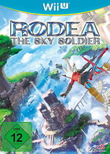 Rodea The Sky Soldier -- Special Edition inkl. Wii Version (Nintendo Wii U, 2015, DVD-Box)