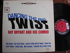Ray Bryant Combo/Dancing the Big Twist/PROMO/6 Eye Columbia CS 8546/EX+ to M-