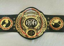 ROH Ring Of Honor World Heavyweight Championship Wrestling Belt Replica 2mm