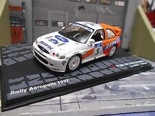 Ford Escort Cosworth RS rally WM acrópolis sainz 1997 repsol Ixo Altaya 1:43