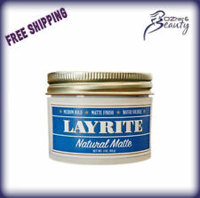 Layrite Medium Hold Hair Styling Products