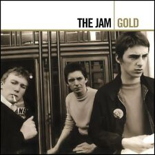 THE JAM (2 CD) GOLD ~ GREATEST HITS / BEST OF ~ PAUL WELLER *NEW*
