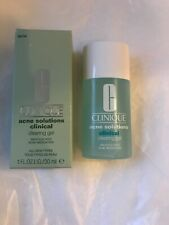 CLINIQUE Acne Solutions Clinical Clearing Gel 1 Ounce New in Box