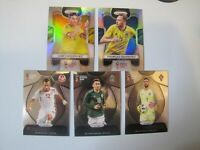 2018 Panini Prizm World Cup Soccer Card lot including Refractors & Fundamentals