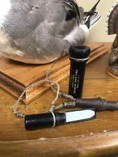 Classic Vintage P.S. Olt Regular Duck Call Model No. D-2! Duck Band Goose Band