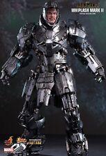 "Hot Toys 1/6 Iron Man 12"" MMS237 D06 Whiplash Mark II Die Cast Figure Sideshow"