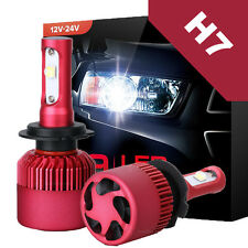 H7 CREE LED Headlight Conversion Kit 480W 48000LM Lamp Light Bulbs 6000K