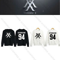 Kpop MONSTA X Sweatershirt THE CLAN 2.5 Part.1 LOST Sweater Pullover Hoodie I.M