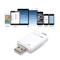 P06C 32G i-Flash Driver USB Stick Light ning fü iPhone iPad iPod OTG Kartenleser