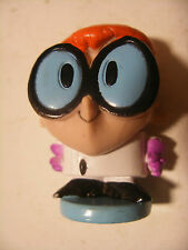 Mini-Figure PVC Cartoon Network Les Super Nana Powerpuff Girls Dexter's Lab