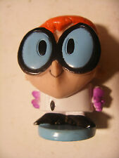 Mini-Figure PVC Cartoon Network Les Super Nana Powerpuff Girls Dexter's Lab
