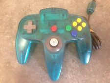 Nintendo 64 Wired Video Game Gamepads