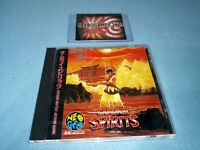 Samurai Spirits / Showdown Neo Geo  Neogeo CD SNK Japan Game SPINE CARD