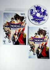 Dragon Quest Swords The Masked Queen and the Tower of Mirrors (Nintendo Wii) CIB