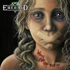 EMERALD- Voice For The Silent CD dutch metal legend NWoBHM sound ala ANGEL WITCH