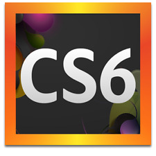Adobe Photoshop CS6 Mit InDesign, Illustrator, Acrobat X Pro.