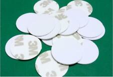 13.56MHZ MF 1K S50 F08 ISO14443A NFC Coin Card with 3M Adhesive Sticker(25mm)