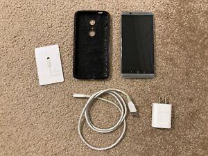 ZTE Axon 7 - 64GB - Silver (Unlocked) Android Smartphone
