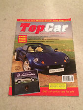 TOP CAR Magazine - Quality Cars For Sale May 1998 - NO DISC