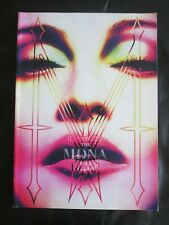 Madonna 2012 MDNA Tour Official Program Book