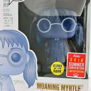 Harry Potter - Moaning Myrtle #61 (Summer Convention, GITD) Funko Pop! Vinyl