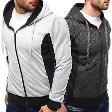 Herren-Kapuzenpullover & -Sweats mit Rundhals aus Baumwollmischung