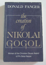 Creation Nikolai Gogol Fanger Russian literary Realism Surrealism Grotesque Book