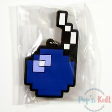 The Legend of Zelda Bomb Rubber Strap Keychain Famicom Collection Nintendo NEW