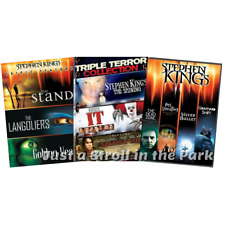Stephen King: 10 Horror Movie Collection IT + The Shining + More! Box/DVD Set(s)