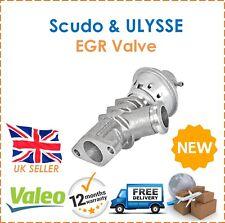 Pour Fiat Scudo Combinato + box & ULYSSE VALEO Pneumatique Vanne EGR New