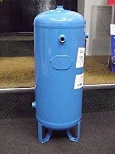 Air Receiver 24 Litre Pressure Vessel , Vertical Pneumatic Tank ,11 Bar Max