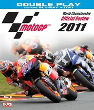 MOTO GP 2011 BLU-RAY + DVD - CASEY STONER - MotoGP Grand Prix Season Review  NEW