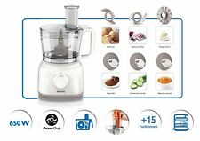 Food Processor Philips HR7627/02 Daily Collection 650W 2.1L Color White Genuine