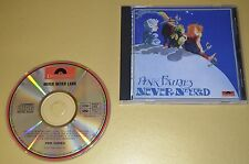 Pink Fairies - Never Neverland / Polydor 1992 / Japan Version / No Obi / Rar