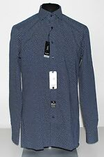 OLYMP Herrenhemd Luxor modern fit - blau - ELA - Kragenweite 39 -0506/69/18 #225