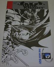 BATMAN DARK KNIGHT #7 VARIANT SKETCH COVER (DC Comics 2012) NEW 52 (VF-) BANE