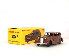 Die-cast Car Model 1/43 DINKY TOYS De Agostini 39 A PACKARD EIGHT SEDAN